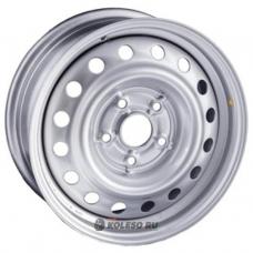 Штампованные колесные диски ТЗСК 425 5.5x14 4x98 ET35 DIA58.6 Silver
